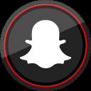 logo, social, media, snapchat icon