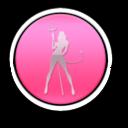 sexy,girl icon