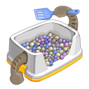 Bin, Funny, Recycle icon