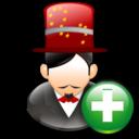 Add, Magician icon