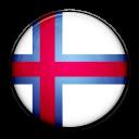 faroe, country, island, flag icon