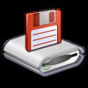 Hardware Floppy Drive icon
