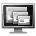 resolution inactive icon
