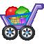 Shopping Full icon