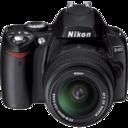 Nikon D40 icon