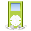 iPod mini green icon