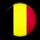 country, belgium, flag icon