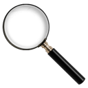 zoom, find, magnify, search icon