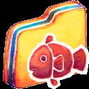 Fishy, Folder icon