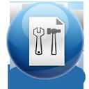 file,configuration,config icon