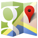 Google, Maps icon