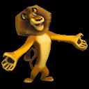 Alex, Madagascar icon