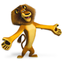 Madagascar Alex icon