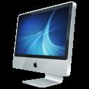 imac, computer icon
