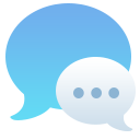 messages, chat icon