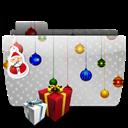 Folder, Gifts, Xmas icon