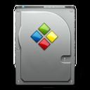hd,window,bootcamp icon