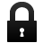 closed, security, padlock icon