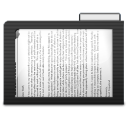 Folder Dark Documents icon