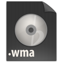 wma, document, file, paper icon