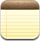 notesalt, note, paper, document, file icon
