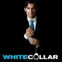 Collar, White icon