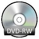 rw, dvd icon