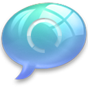 connect7 Light Blue icon