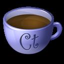 Coffee, Contribute icon