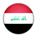 country, iraq, flag icon
