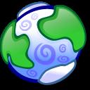 Local, Network icon