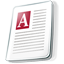 paper, acc, file, document icon