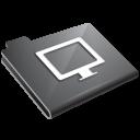 display, monitor, screen, computer, grey icon