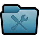 configuration, tools, preferences, repair, utilities, folder, mac icon