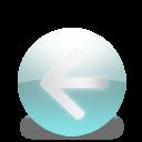 arrowleft icon