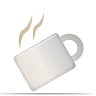 mocca, coffee, cup, food icon