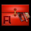Flash, Folio icon