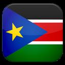 South, Sudan icon