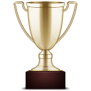 prize, cup, award icon