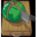 Chopped icon