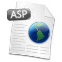 filetype,asp icon