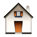 home, kfm, building, homepage, house icon