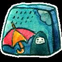 Season Rainy icon