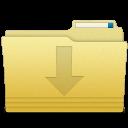 Folders Downloads Folder icon