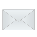 mail, email, close, stop, cancel, message, no, no mail, envelop, letter icon