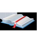 bookmark, read, book, reading icon