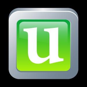 u torrent icon