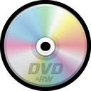 optical media, disc, dvd, dvdrw, cd, compact disc icon