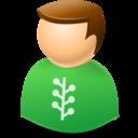 user,web,newsvine icon