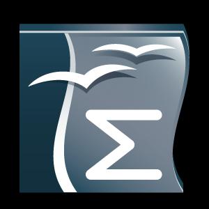 mathematics, math, open, office icon